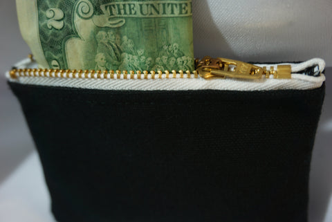 COÑO Zipper Wallet