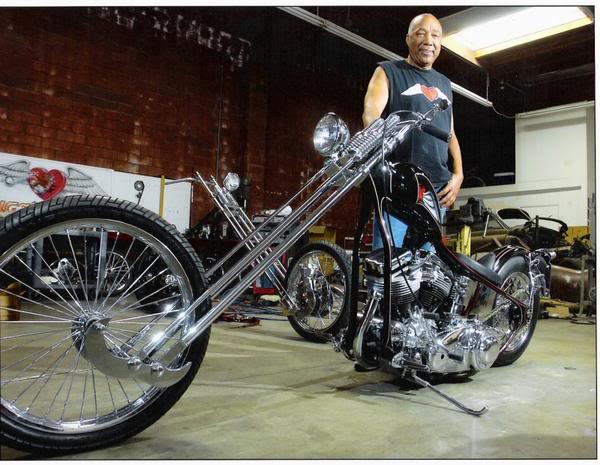 Inspiration - Sugar Bear | Throttle  Chops & Bobs