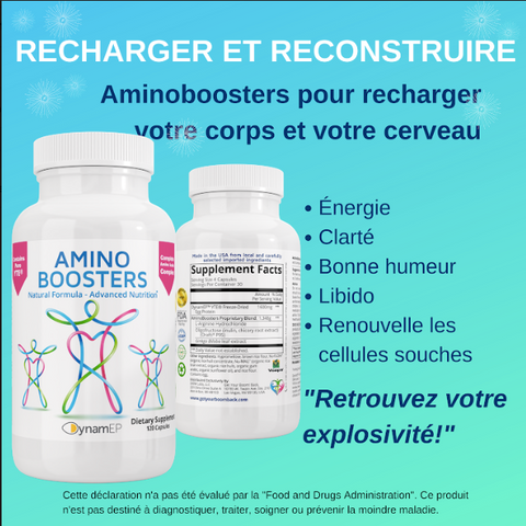 AminoBoosters French