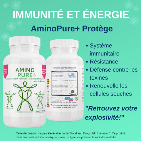 AminoPure+ French