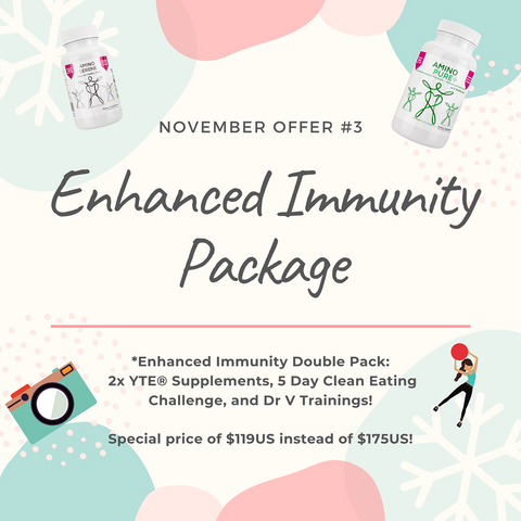 Enhanced Immunity Pack