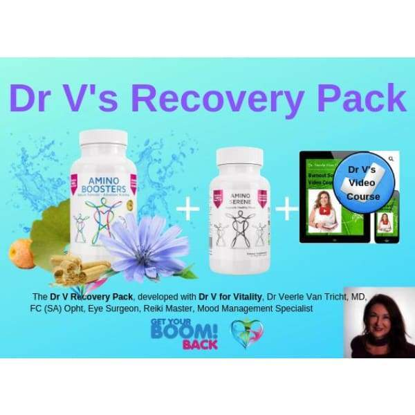 Dr V's Recovery Pack