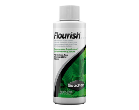 Seachem Flourish (100ml) - Aquatic Vision