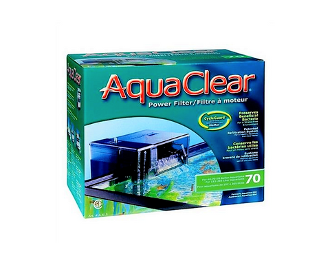 Aqua Clear 70 Hang On Power Filter (A-615)
