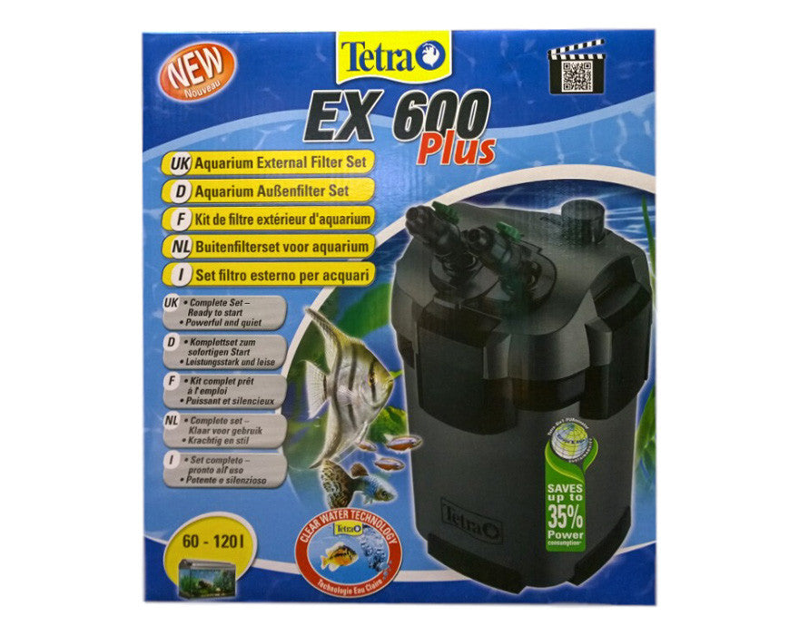 pumps filters tetra ex 600 plus canister filter was sold for r2 on 3 jul at 15 26 by. Black Bedroom Furniture Sets. Home Design Ideas
