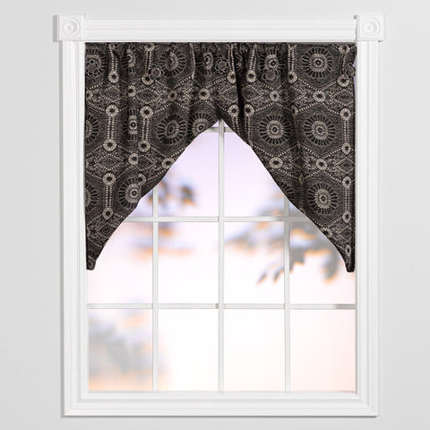Window Origami™ Black Gatsby