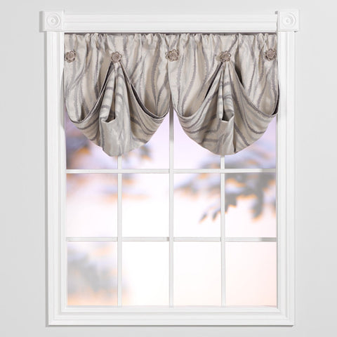 smokey waves cloud valance