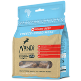 Nandi Dog Freeze-Dried Meat Treats - Nguni Beef
