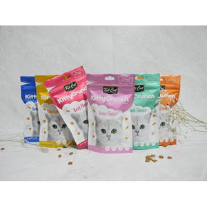 Kit Cat Kitty Crunch Treats