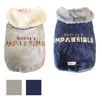 Dog's Life The Impawsible Cape Jacket