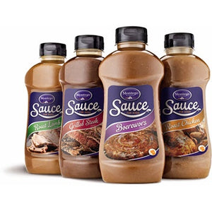 Montego Sauce for Dogs Grilled Steak