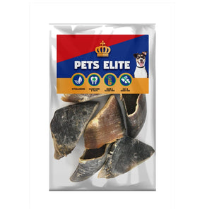 Pets Elite Ox Hoof Trimmed