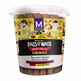 Montego Bags O Wags Chicken Round Sticks