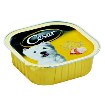Cesar Chicken Supreme Wet Dog Food