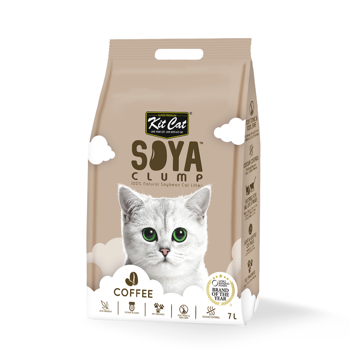 Kit Cat Soya Clump Coffee