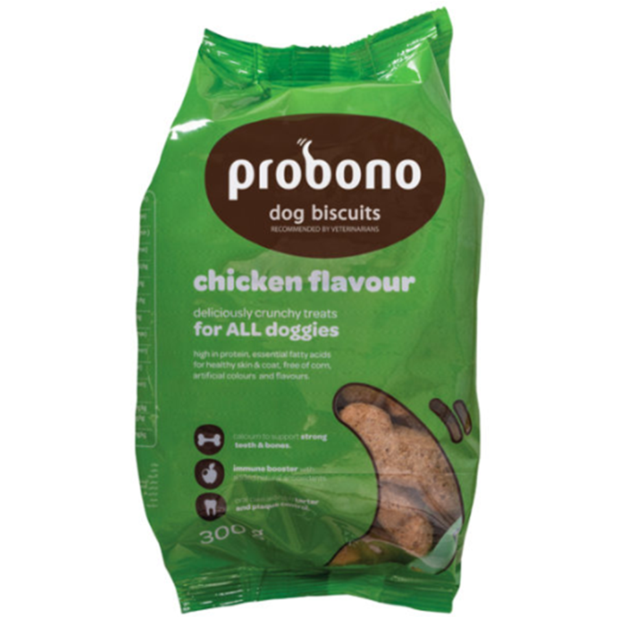 Pro Bono Mini Bags Chicken Flavour Biscuit Treats