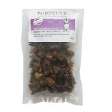 Paleopet Pure Ostrich Treats
