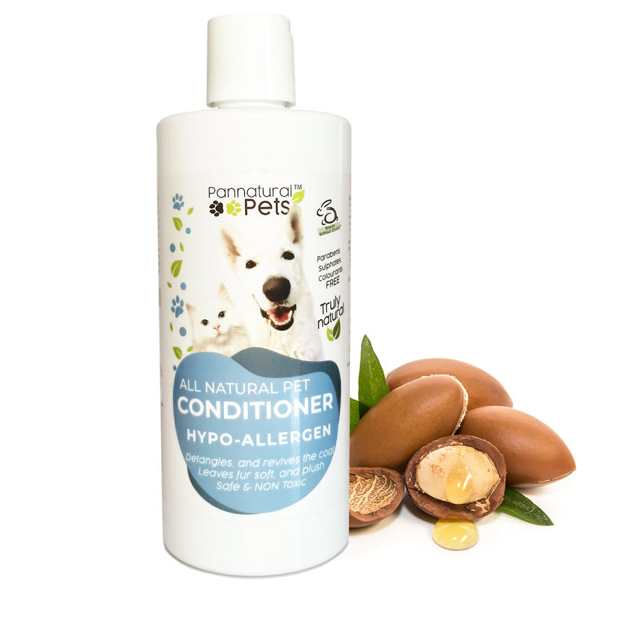 Pannatural Pets Deep Conditioner – Hypo Allergen