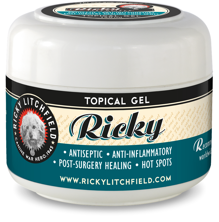 Ricky Litchfield Topical Gel