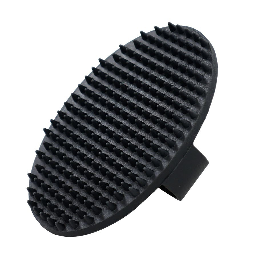 Rosewood Salon Grooming Rubber Brush