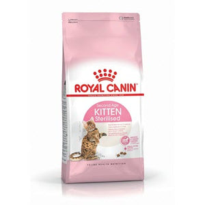 Royal Canin Kitten Sterlised Cat Food