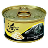 Sheba Chicken Breast in Gravy Cat Food
