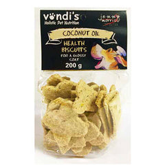 Vondis Coconut Oil Biscuits