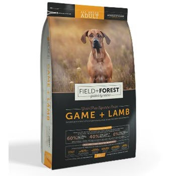 Field and Forest Adult All Breed Game and Lamb