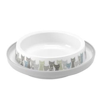 Moderna Trendy Dinner Cat Bowls Maasai