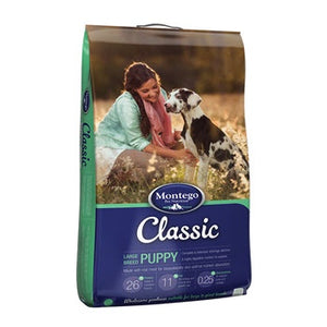 Montego Classic Large Breed Puppy Dog Food