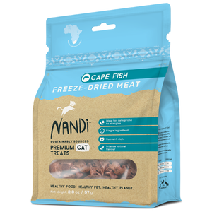 Nandi Freeze-Dried Meat Treats Cat