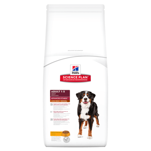 Hills Canine Advanced Fitness Adult Large - Chicken