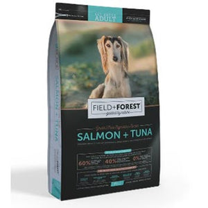 Field and Forest Adult All Breed Salmon and Tuna