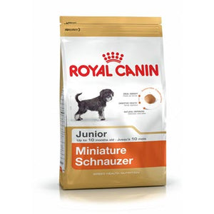 Royal Canin Schnauzer Junior Dog Food
