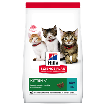 Hills Feline Kitten Tuna Cat Food