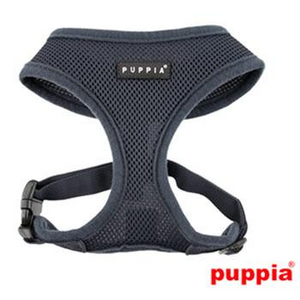 Puppia Soft Grey Harness