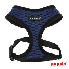 Puppia Soft Royal Blue Harness