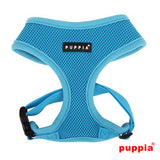 Puppia Soft Blue Harness