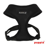 Puppia Soft Black Harness