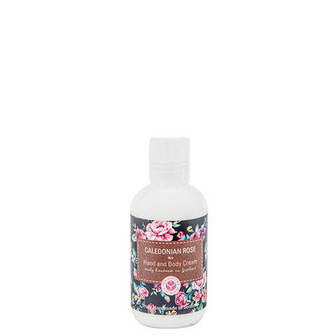 SC011 Caledonian Rose Hand & Body Cream 100ml