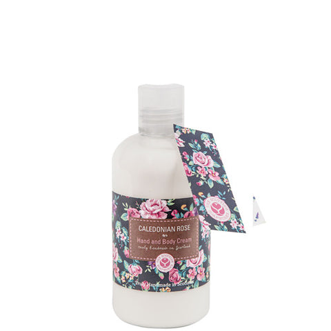 SC012 Caledonian Rose Hand & Body Cream 250ml