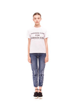 T-shirt FASHION COIN FOR FASHION COIN SS18_JR03 - Anna K