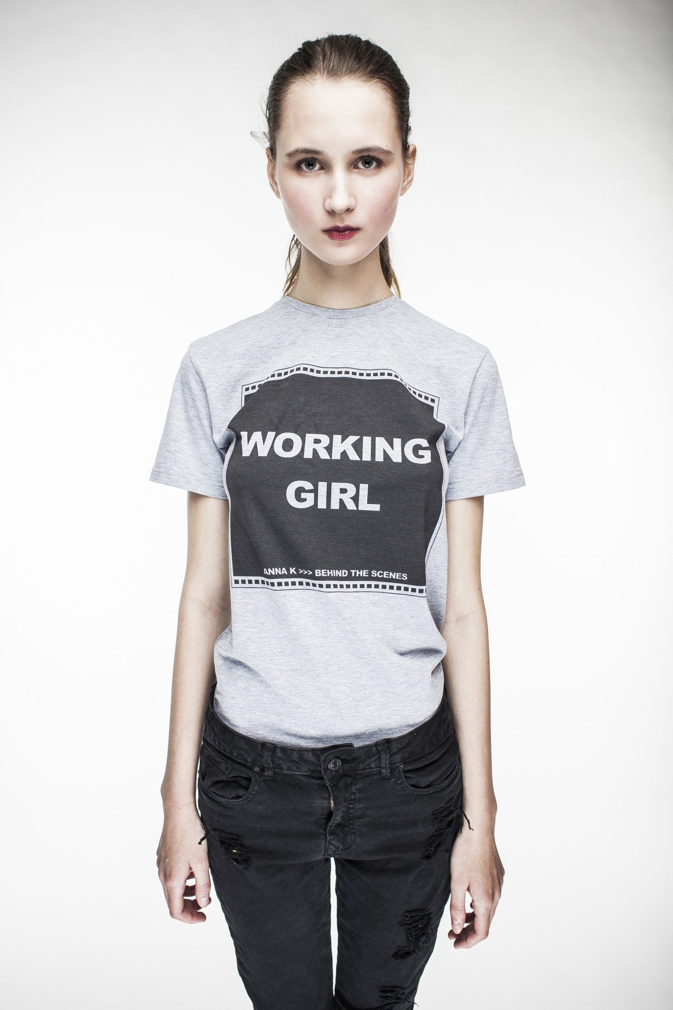 Working girl - Anna K  - 2