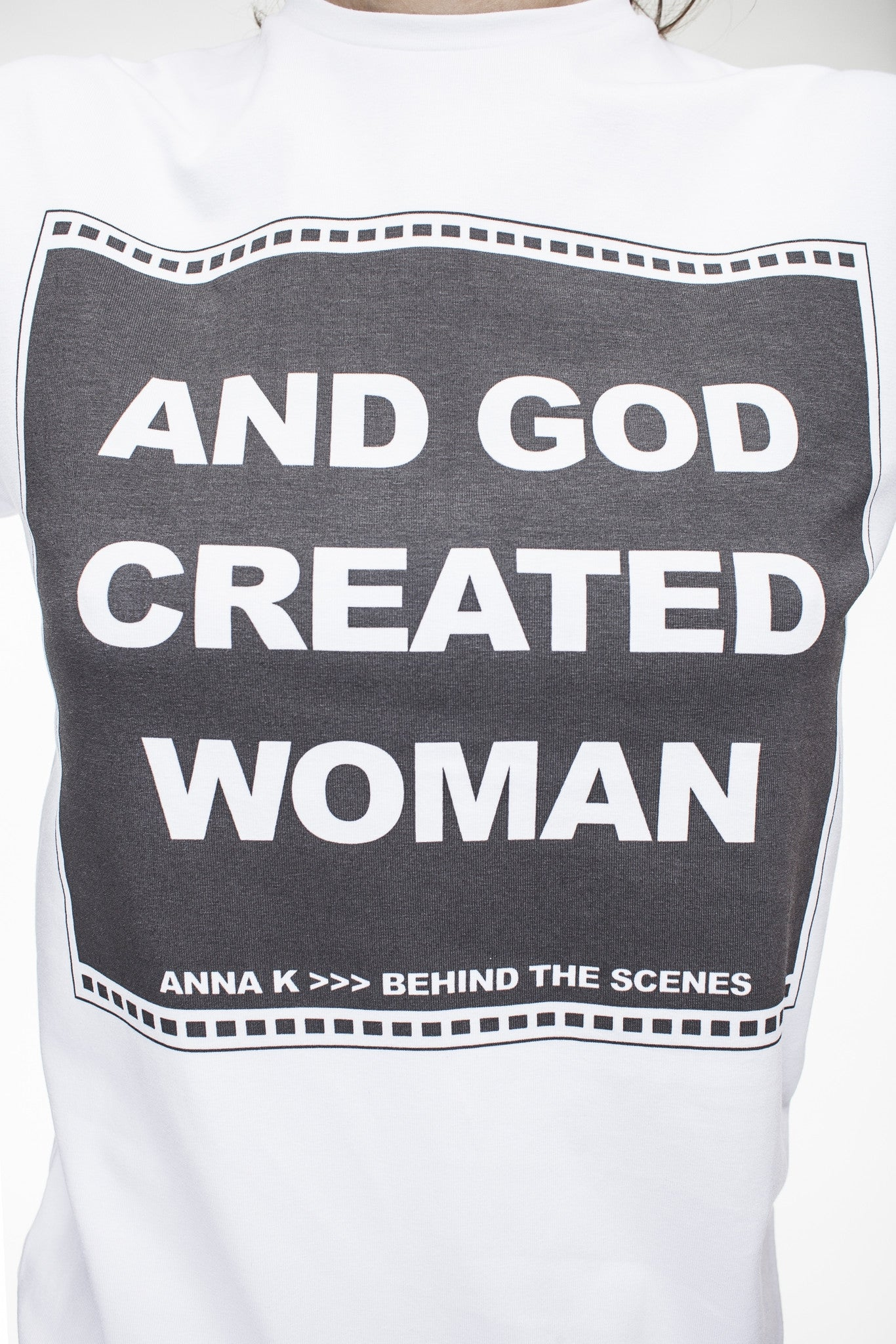 And God created woman - Anna K  - 3