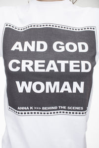 And God created woman - Anna K