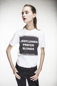 Gentlemen prefer blonds - Anna K  - 4