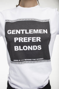 Gentlemen prefer blonds - Anna K  - 3