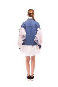 Winged jeans jacket SS18_JN01 - Anna K