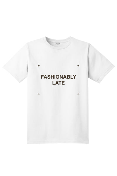 FASHIONABLY LATE