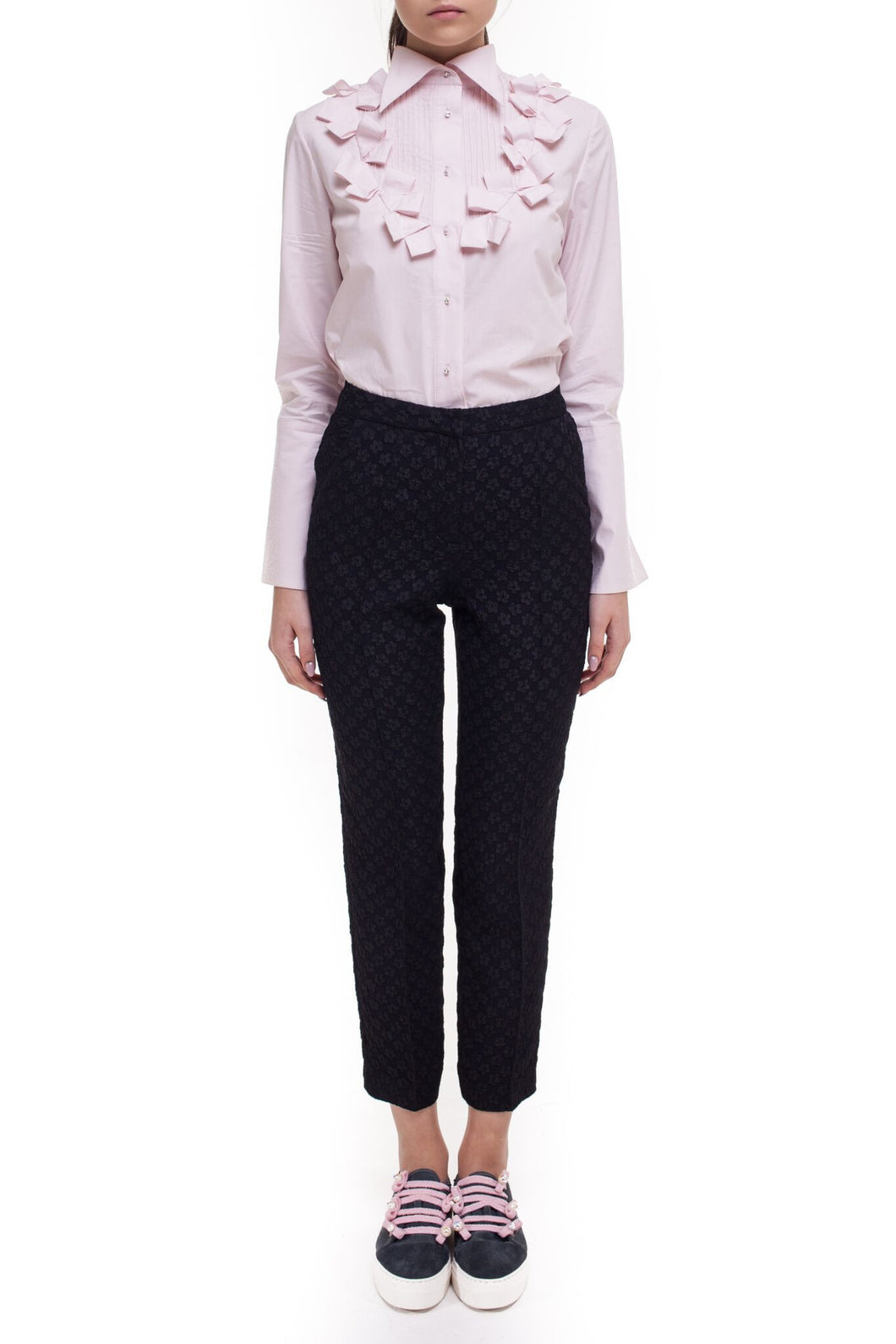 Slim - fit pants - Anna K